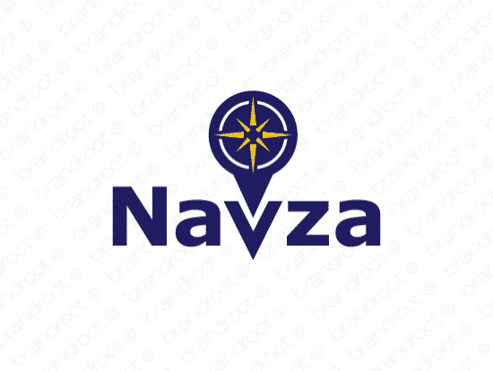 Brandable Domain Name - navza.com