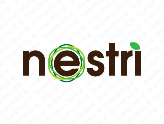 Brandable Domain Name - nestri.com