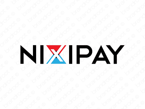 Brandable Domain Name - nixipay.com