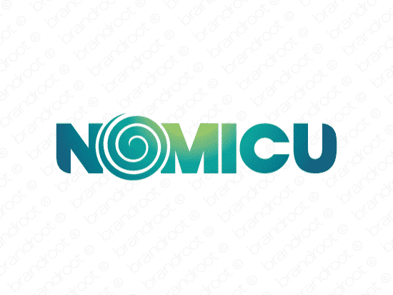 Brandable Domain Name - nomicu.com