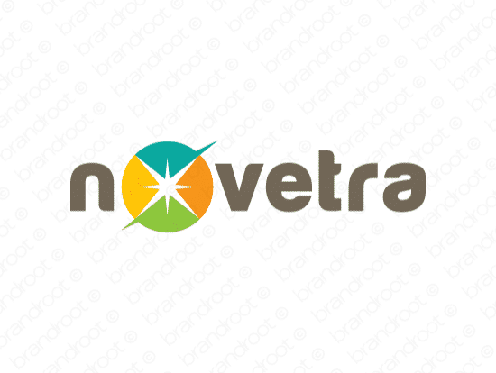 Brandable Domain Name - novetra.com