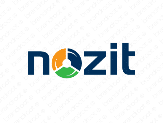 Brandable Domain Name - nozit.com