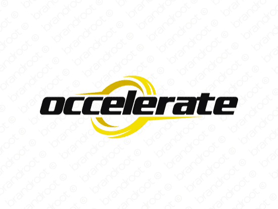 Brandable Domain Name - occelerate.com
