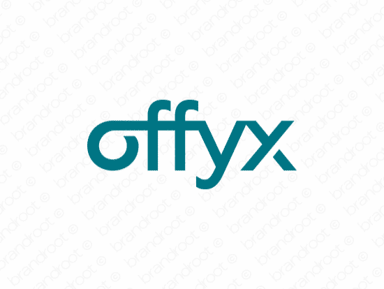 Brandable Domain Name - offyx.com