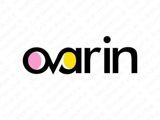 Brandable Domain Name - ovarin.com