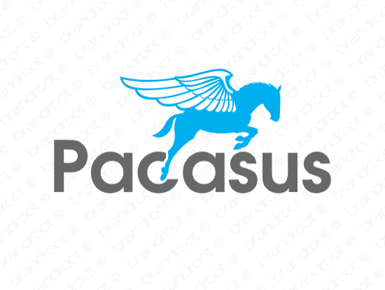 Brandable Domain Name - pacasus.com