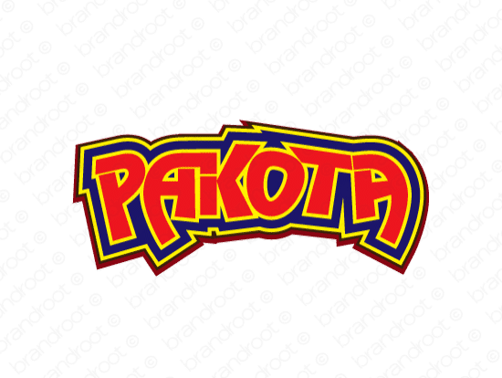 Brandable Domain Name - pakota.com