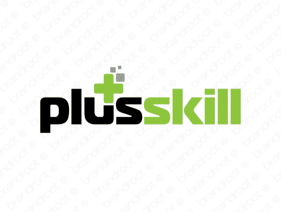 Brandable Domain Name - plusskill.com