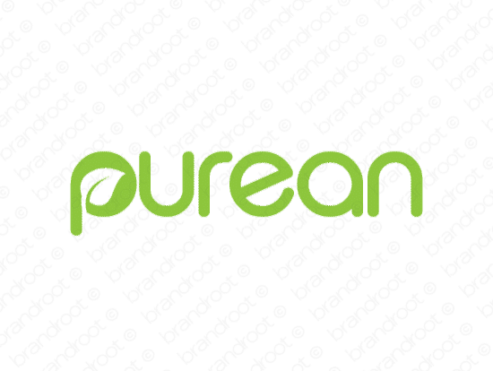 Brandable Domain Name - purean.com