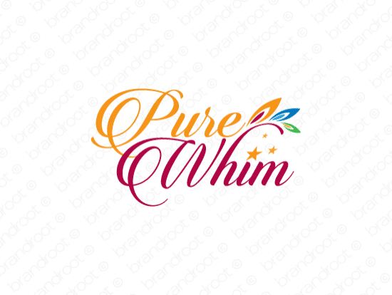 Brandable Domain Name - purewhim.com