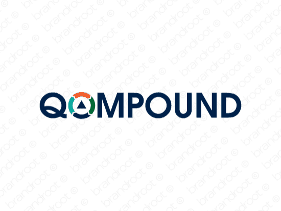Brandable Domain Name - qompound.com