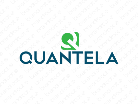 Brandable Domain Name - quantela.com