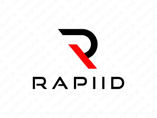 Brandable Domain Name - rapiid.com