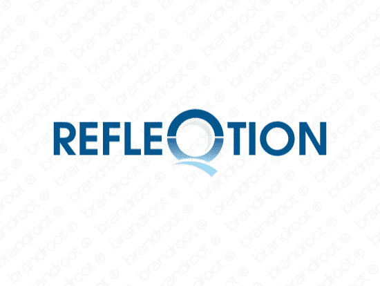 Brandable Domain Name - refleqtion.com