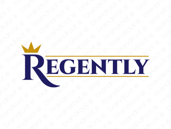 Brandable Domain Name - regently.com