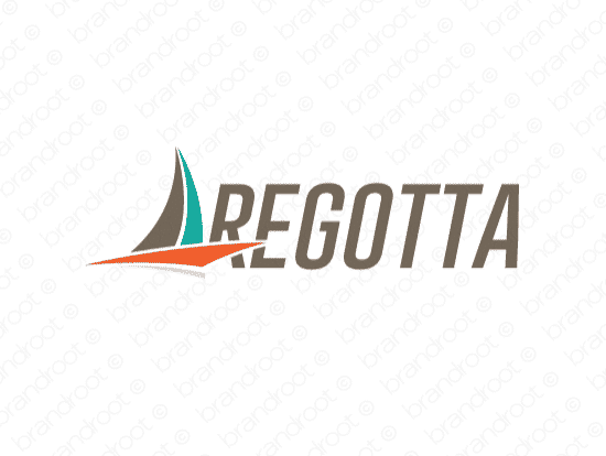 Brandable Domain Name - regotta.com
