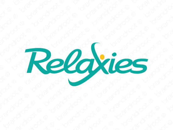 Brandable Domain Name - relaxies.com
