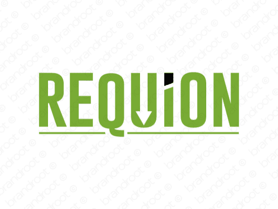 Brandable Domain Name - requion.com