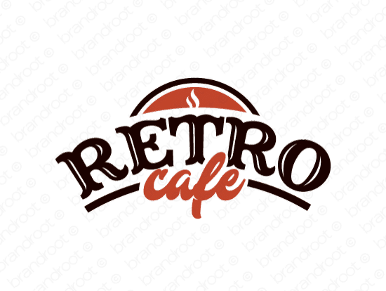 Brandable Domain Name - retrocafe.com