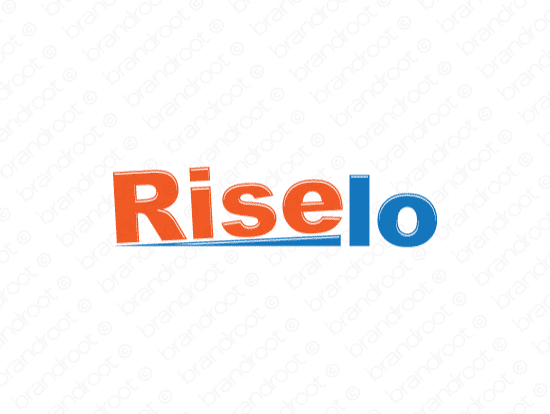 Brandable Domain Name - riselo.com
