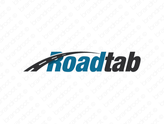 Brandable Domain Name - roadtab.com