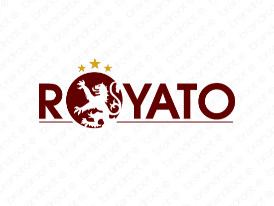 Brandable Domain Name - royato.com