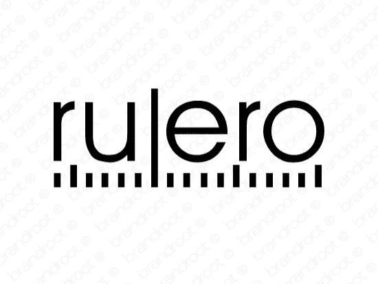 Brandable Domain Name - rulero.com