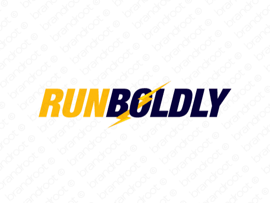 Brandable Domain Name - runboldly.com