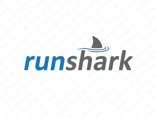 Brandable Domain Name - runshark.com