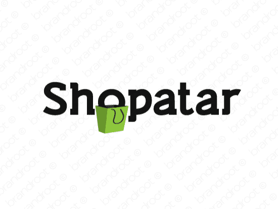 Brandable Domain Name - shopatar.com