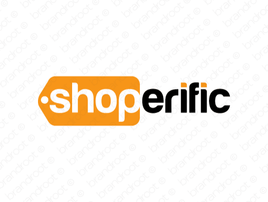 Brandable Domain Name - shoperific.com