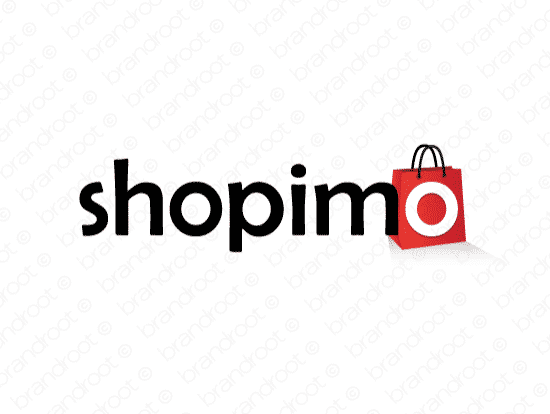 Brandable Domain Name - shopimo.com