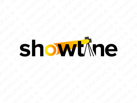 Brandable Domain Name - showtine.com