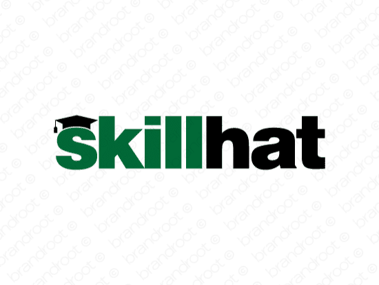 Brandable Domain Name - skillhat.com