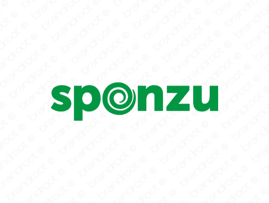 Brandable Domain Name - sponzu.com
