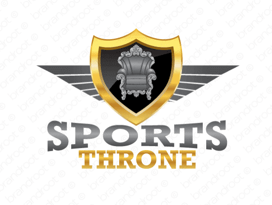 Brandable Domain Name - sportsthrone.com