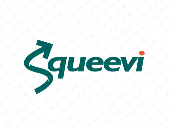 Brandable Domain Name - squeevi.com