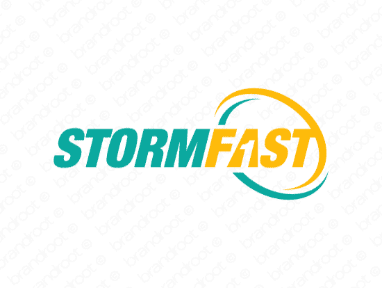 Brandable Domain Name - stormfast.com