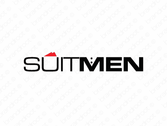 Brandable Domain Name - suitmen.com
