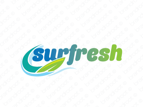 Brandable Domain Name - surfresh.com