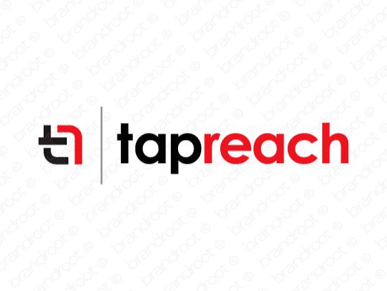 Brandable Domain Name - tapreach.com