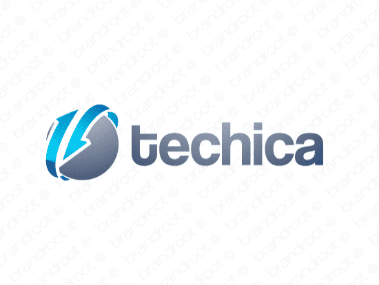 Brandable Domain Name - techica.com