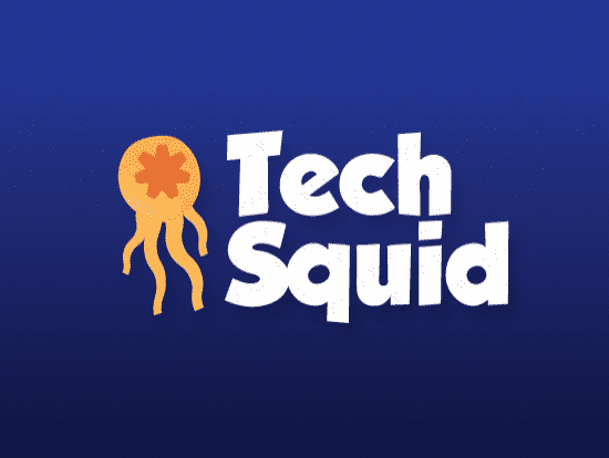 TechSquid logo
