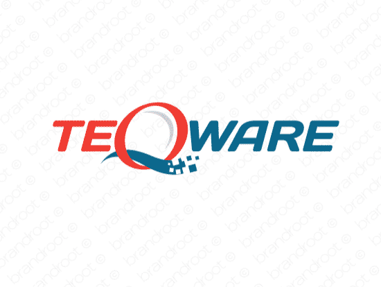 Brandable Domain Name - teqware.com