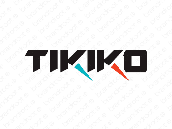 Brandable Domain Name - tikiko.com