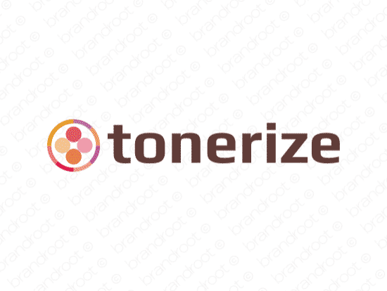 Brandable Domain Name - tonerize.com