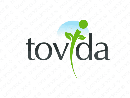 Brandable Domain Name - tovida.com
