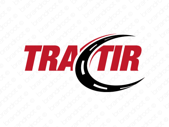Brandable Domain Name - tractir.com