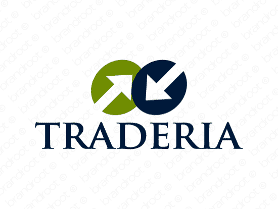 Brandable Domain Name - traderia.com