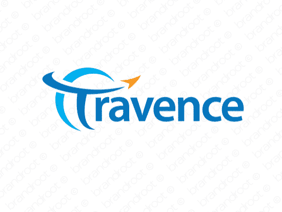 Brandable Domain Name - travence.com
